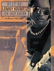 Lenny Kravitz, the Best of (Guitar Tab)
