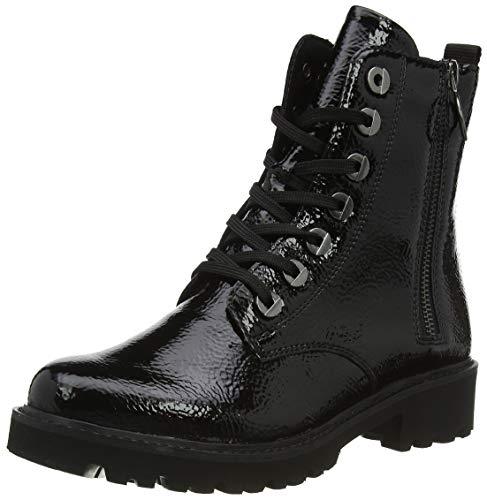 Remonte Damen D8671 Mode-Stiefel, Schwarz (black/02), 40 EU