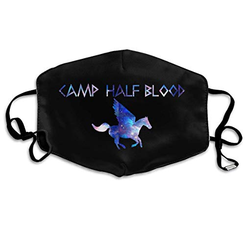 Halloween Fashion Mask Camp Halbblut Verstellbare Ohrmuschel Gesichtsmaske Staubmaske Anti Pollen Maske