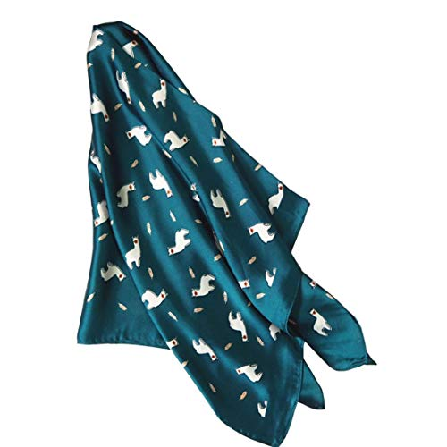 De La Plaza De La Mujer Asistente De Vuelo De La Bufanda De Usos Múltiples Imprimir Pañuelo Lazos Del Pelo Para Las Señoras