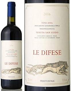 レ ディフェーゼ[2016]テヌータ サン グイド(赤ワイン)