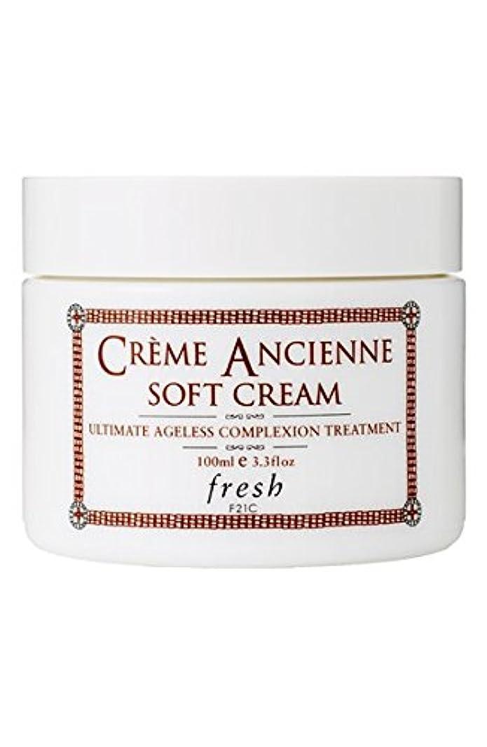 洞窟証人路面電車Fresh CRèME ANCIENNE Soft Cream Ultimate Ageless Complexion Treatment(フレッシュ クレーム アンシエン ソフト クリーム オルティメイト エイジレス コンプレクション トリートメント) 3.5 oz (100g) by Fresh for Women