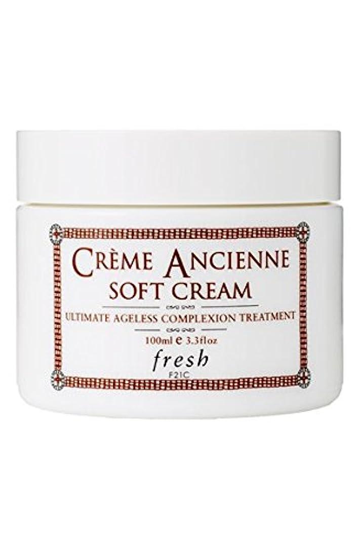 維持挑発するエキスパートFresh CRèME ANCIENNE Soft Cream Ultimate Ageless Complexion Treatment(フレッシュ クレーム アンシエン ソフト クリーム オルティメイト エイジレス コンプレクション トリートメント) 3.5 oz (100g) by Fresh for Women