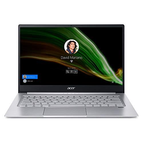 Notebook Acer Swift 3 SF314-42-R9S5 AMD Ryzen 7 8GB 512GB SSD 14' Windows 10