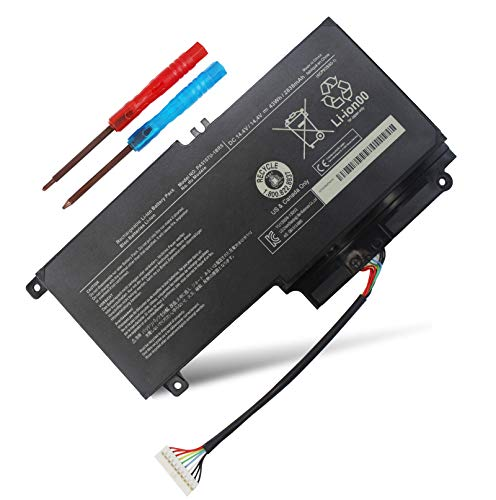PA5107U-1BRS Laptop Battery for Toshiba Satellite P55-a P55-a5312 P55-a5200 P55t-a5202 P55t-a5116 S55-a5279 S55-A5295 L55-a5284 L55-a5299 L55-a5226 L45 L50 L55d L55t L50 P50 P50-A P50-b P000573230