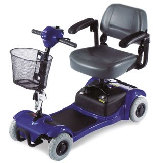 DMA Bootie 4 Mobility Scooter