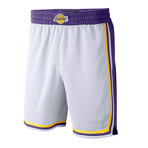 ZXZXING Lebron James # 23 Herren-Basketballtrikot, NBA Lakers, New Fabric Embroidered, Swingman Jersey Shirt