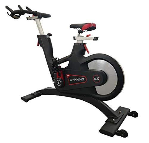 Spinning Bike Resistenza Magnetica 8 kg Volano Cardio Workout Regolabile Manubrio E Altezza del Sedile Commerciale