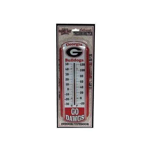 NCAA Georgia Bulldogs Thermometer, One Size, Multicolor