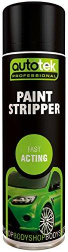 Autotek ATOOOPS500 Paint Stripper Aerosol, 500 ml