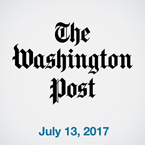 July 13, 2017 copertina