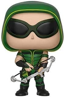 Funko POP! TV: Smallville Green Arrow Collectible Figure, Multicolor