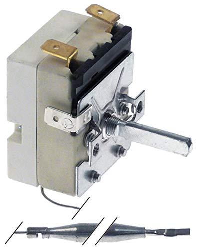 Regelthermostat max. 185 °C Fühler: Ø 6 mm EGO 55.13034.210 für Horeca-Select, Metro-Professional, MCC-Trading-International, Makro-Professional