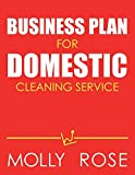 Business Plan For Domestic Clean...