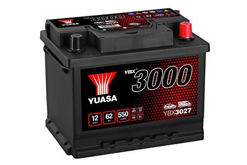 Yuasa YBX3027 SMF Starterbatterie