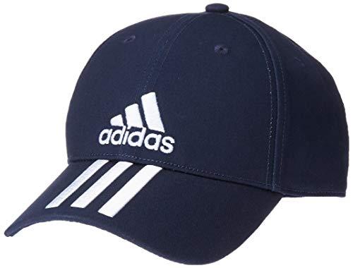Adidas 6P 3S Cap Cotto Casquette Homme, Bleu (Legend Ink White), FR : L (Taille Fabricant : OSFM)