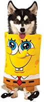 SpongeBob Squarepants Pet Costume, X-Large by Rubie's Costume Co