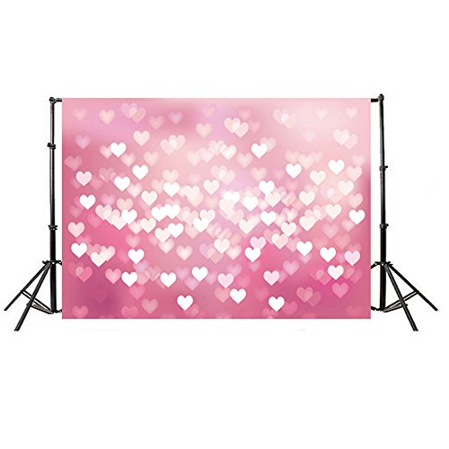 Preisvergleich Produktbild kingko 150 * 90cm Photography Background Backdrop Digital Printing Fantasy Light Spot Wooden Floor Pattern for Photo Studio Liebhaber Traumhafte Glitter Fotografie Hintergrund (E)