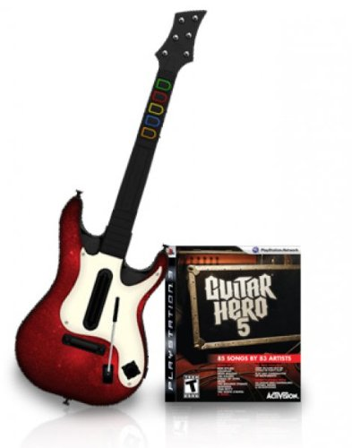 Guitar Hero 5 - Guitar Bundle