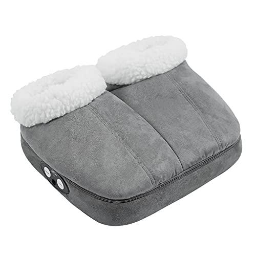 SAROO Massager Shiatsu Shoulder Neck,Back&Foot Massager with Heat Deep Tissue Full Body Massage,Pain Relief for Neck,Shoulder,Back,Waist,Leg , Foot & Arm Muscle