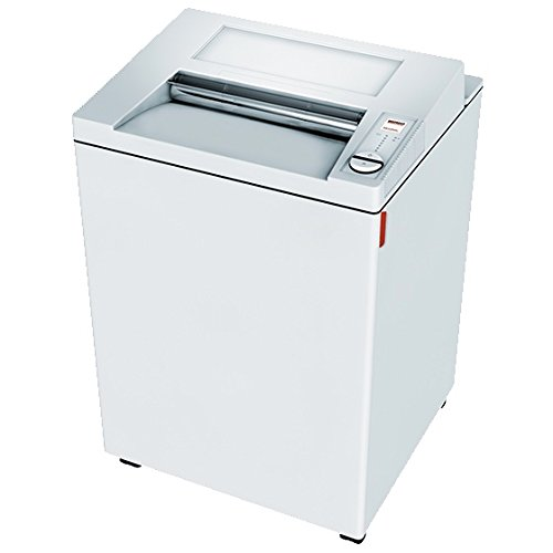 Review Of MBM DESTROYIT 3804 STRIP CUT SHREDDER WITH A CENTRALIZED SHREDDER WITH ECC (ELECTRONIC CAP...