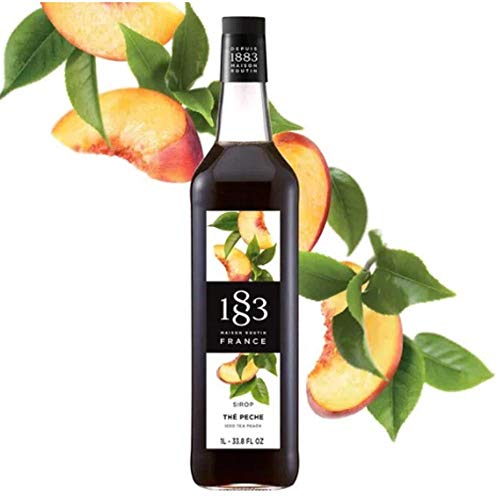 Routin 1883 - Routin 1883 Gourmet Pfirsich Eistee Aromasirup 1 Liter