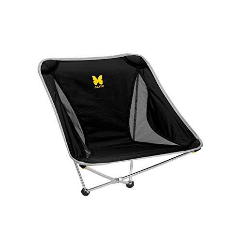 Alite Designs Monarch Camping Chair, Black