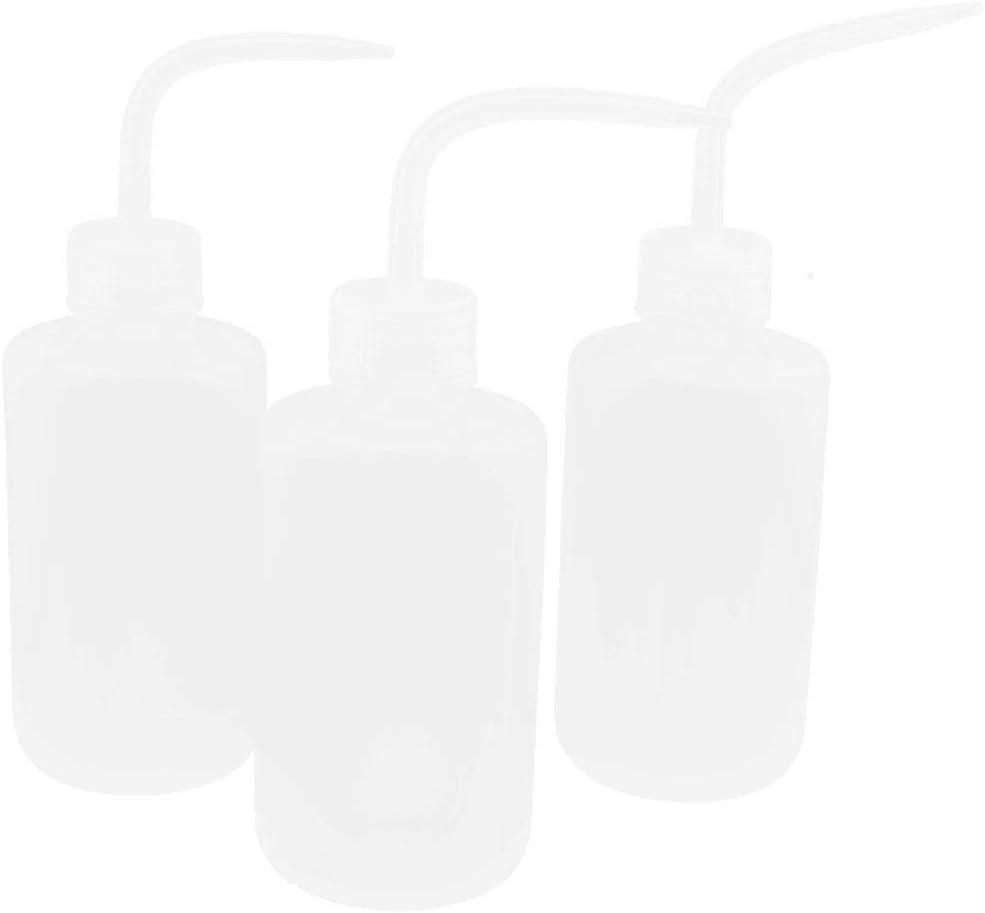 ZIL-style Japan Maker New Clear Plastic Bent tip famous Oil Bottle Dispe Liquid Squeeze