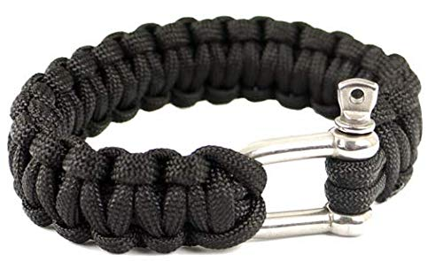 OUTLETISSIMO Bracciale Paracord 550 A Passo...