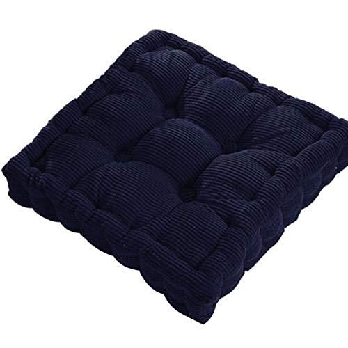 My Cat - Cuscino per sedia in cotone, antiscivolo, morbido, cuscino per sedia da ufficio, cuscino invernale