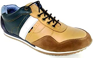 Buckaroo Mens Casual Colored Lace-Up Shoes