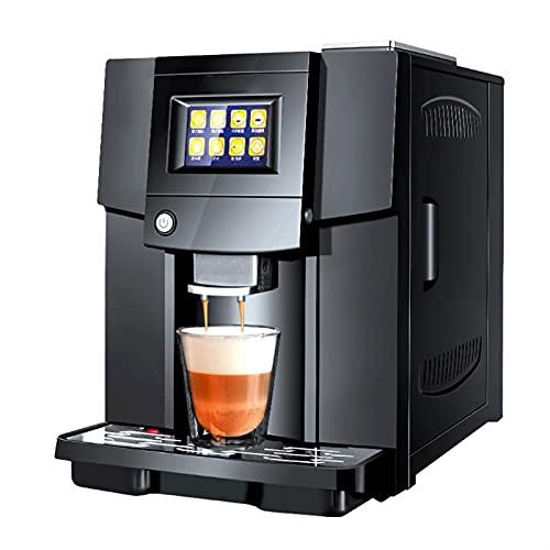 HMBB Máquina de espresso,19 bar,1200W,capuchino,fabricante de café espresso,máquina de café con estilo,for preparar bebidas calientes