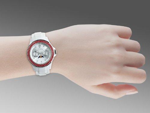 Detomaso DT3017-B – Reloj analógico de Cuarzo para Mujer con Correa