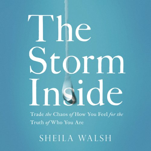 The Storm Inside audiobook cover art