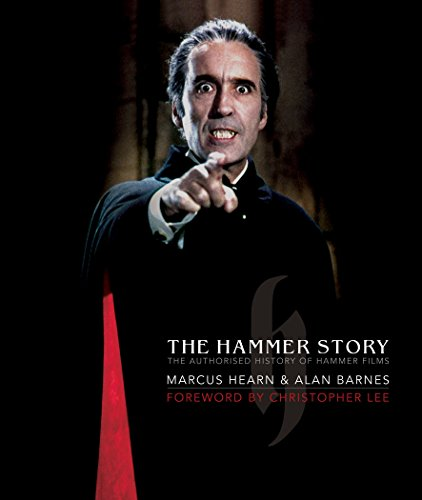 Download The Hammer Story: The Authorised History of Hammer Films 1845761855