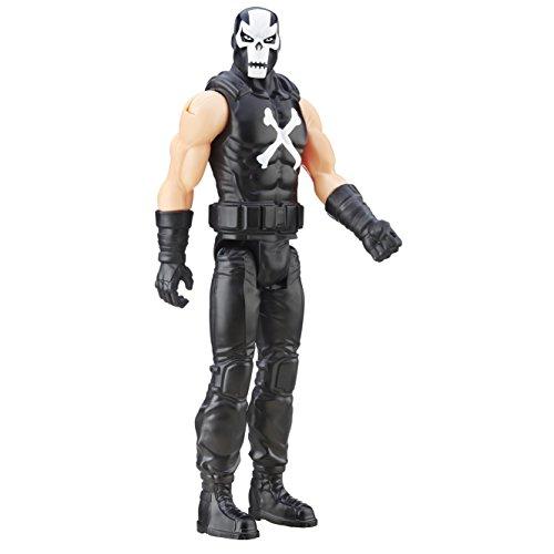 Unbekannt 028029 B7232ES0 Hasbro Marvel Avengers Titan Hero Figure-Marvel'S Crossbones (B7232),