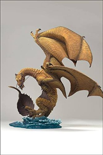 Beowulf: The Movie Dragon Fig.