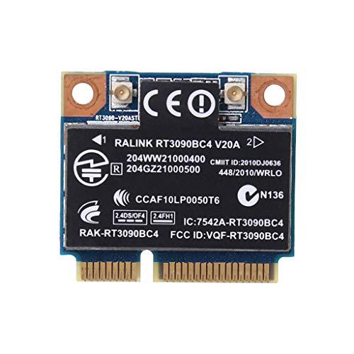 Ontracker - Tarjeta WLAN (Bluetooth 3.0, 4520s, mini PCIexpress, para H-P RT3090BC4 ProBook