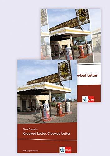 Crooked Letter, Crooked Letter - das Abitur-Paket: Basisfach (3-stündig). Lektüre und Lektürewortschatz (Klett English Editions)