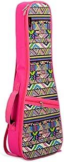 TOOGOO 21 Ukulele Instrument Bags Ukulele Bag with Double Shoulder Strap Bag Guitar Bags & Cases National Wind