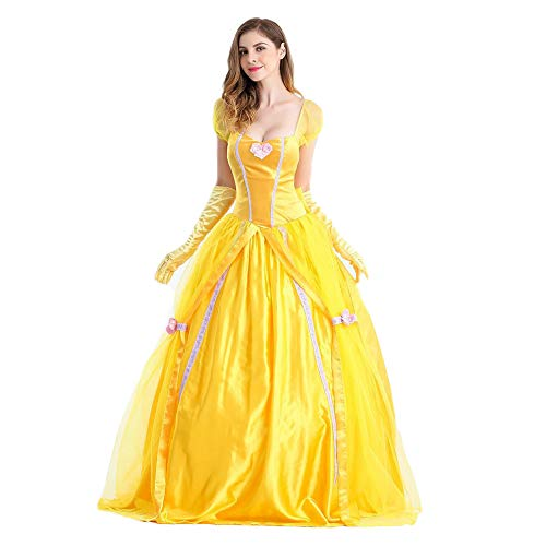 Vestido De Novia De Bella Y La Bestia