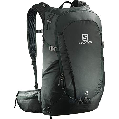 Salomon, 30 L Wanderrucksack, TRAILBLAZER 30, grün (Green Gables), LC1307700