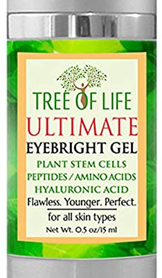 Ultimate Eye Gel for Dark Circles and Puffiness