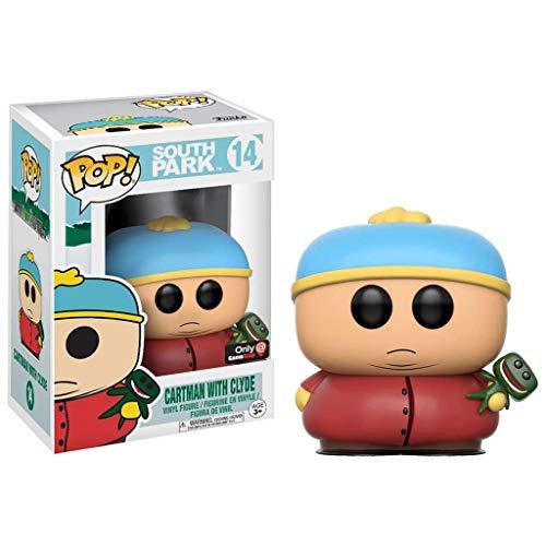 Funko South Park #14 Cartman with Clyde Pop! Multicolor