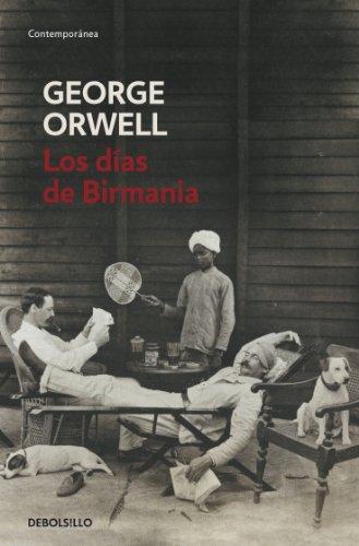 Los días de Birmania eBook: Orwell, George: Amazon.es: Tienda Kindle