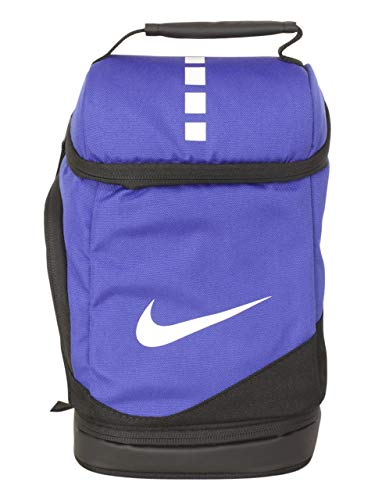 Nike Elite Fuel Pack Lunch Tote Bag (Game Royal/Black/White)