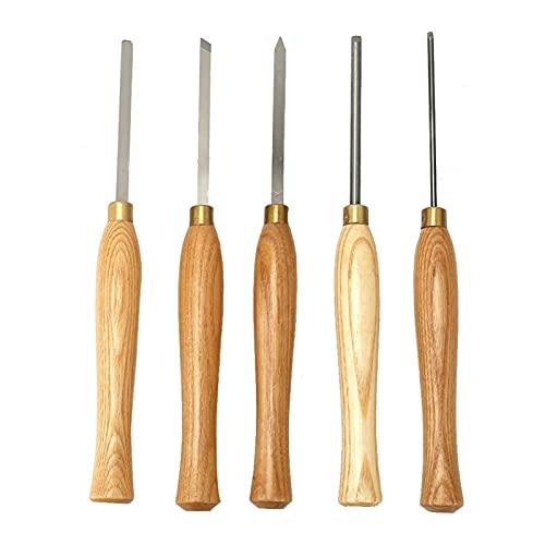 Herramienta De Torno De Carpintería, Herramienta De Torneado De Madera De Torno Material De Acero Duradero Fácil De Transportar Para Tallar Carpintería