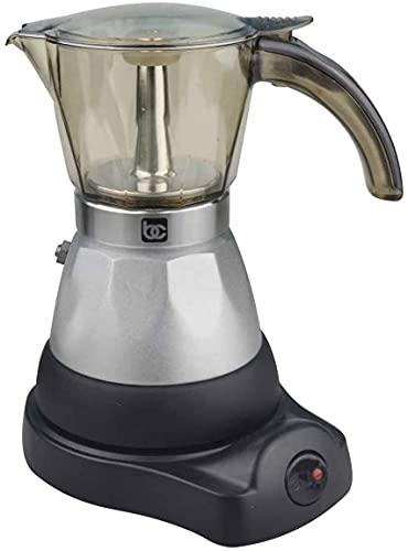 Bene Casa - Black Espresso Coffee Maker with...