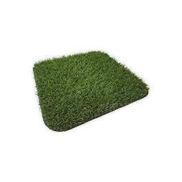Jardin202 Rouleau : 2 x 10 m – Gazon artificiel Terraza Premium 22 mm – Rouleau – Sélectionnez la mesure – Plusieurs…