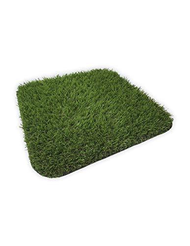 Jardin202 Rollo: 2x4 Metros - Césped Artificial Terraza Premium 22mm - Rollo | Seleccione la Medida| Varias Medidas